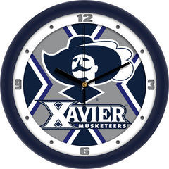 Xavier Musketeers Dimension Wall Clock