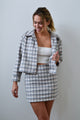 Louise tweed blazer