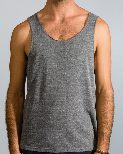 Raw Edge Tank Top - ANYBRAND  - 2