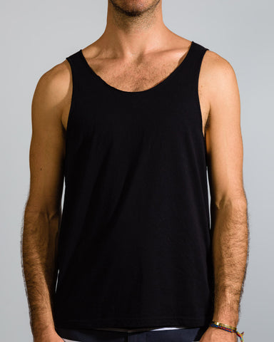 Raw Edge Tank Top - ANYBRAND  - 3