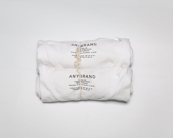 Luxury V-Neck - 2pack - ANYBRAND  - 1