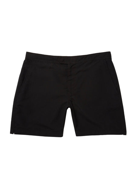 ANYBRAND Solid Swim Trunk - ANYBRAND  - 1