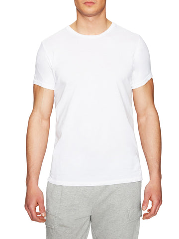Luxury Crew-Neck T-Shirt - ANYBRAND  - 1