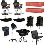 2 Station Barber / Salon Bundle