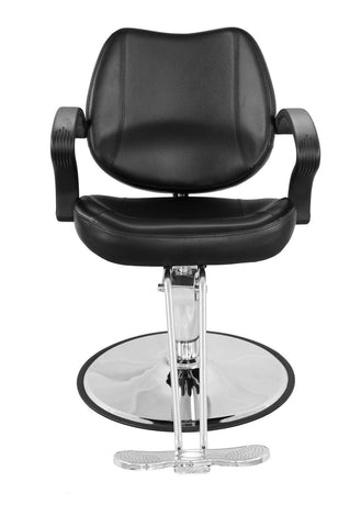 Classic Styling Hydraulic Chair Black, Salon Chairs - Best Salon, The Salon Product Store