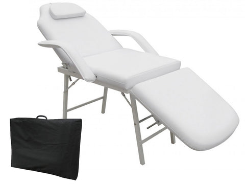 3 Fold Portable Facial/Spa Table Default Title, Hydraulic Facial/Salon Bed - The Salon Product Store, The Salon Product Store  - 1