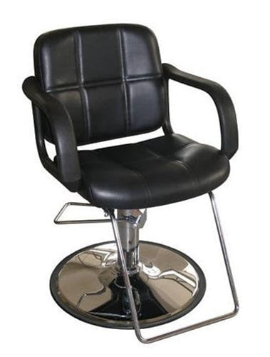 Hydraulic Styling Chair Black, Salon Chairs - The Salon Product Store, The Salon Product Store  - 1