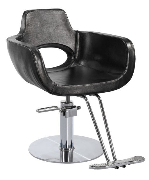 Modern Salon Chair Black, Salon Chairs - Best Salon, The Salon Product Store  - 1