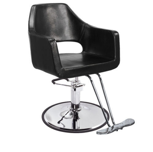 Modern Hydraulic Styling Chair , Barber Chairs - The Salon Product Store, The Salon Product Store