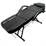 Deluxe Black Facial/Tattoo Bed with Stool , Facial/Salon Beds - The Salon Product Store, The Salon Product Store  - 2