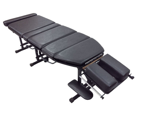 Deluxe Portable Chiropractic Table Top View