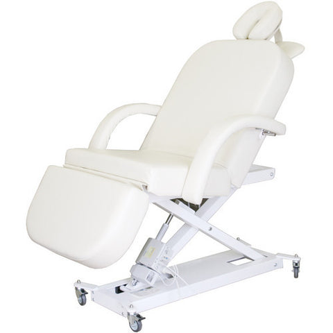 The Professional Electric Salon Bed Beige, Electric Massage Tables - The Salon Product Store, The Salon Product Store  - 1