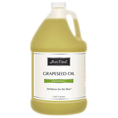 Bon Vital Grapeseed Oil - 1 Gallon Default Title, Oils/Lotion - Bon Vital, The Salon Product Store