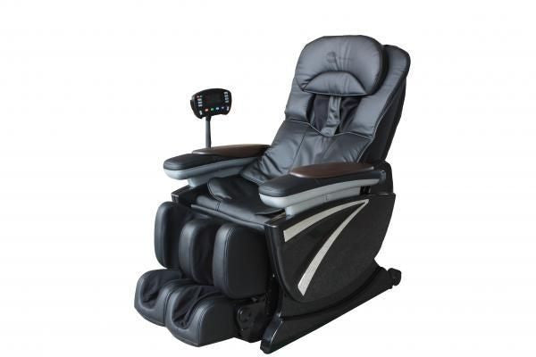 Zero Gravity Shiatsu Massage Chair Recliner Soft with 3D Technology Black, Shiatsu Massage Chairs - Best Massage, The Salon Product Store