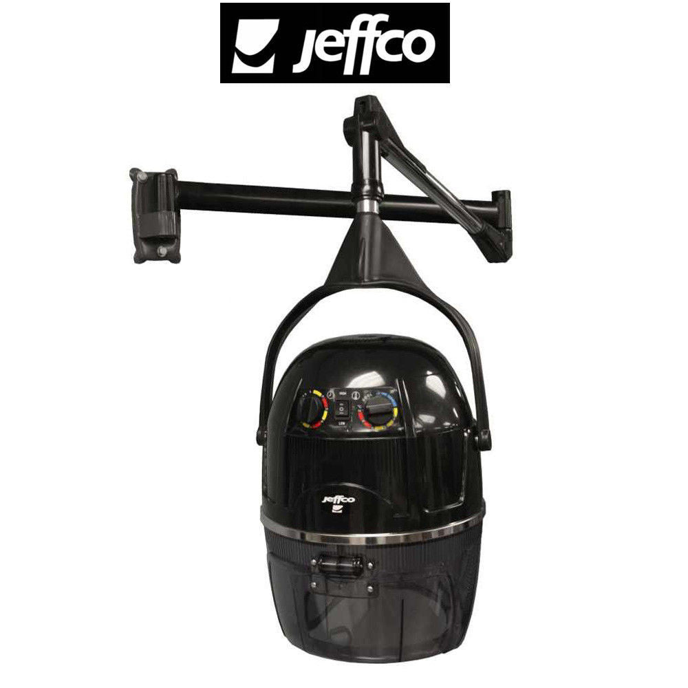 JEFFCO Adjustable Wall Mount Dryer , Dryer - The Salon Product Store, The Salon Product Store  - 1