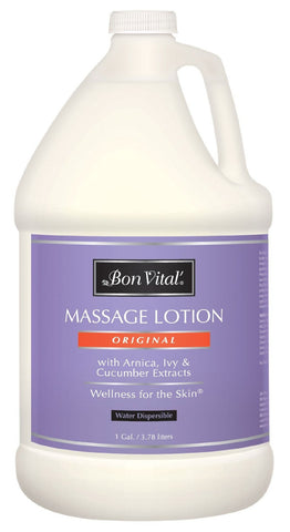 Bon Vital Original Massage Lotion - 1 Gallon Default Title, Oils/Lotion - Bon Vital, The Salon Product Store