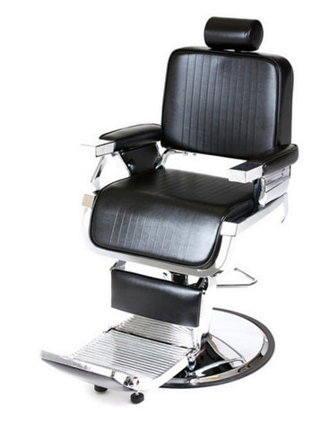 Presidential Stainless Steel Barber Chair , Barber Chairs - The Salon Product Store, The Salon Product Store