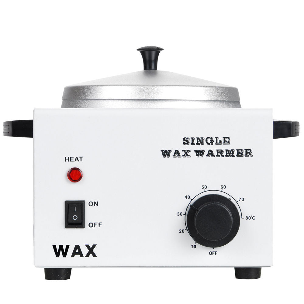 Single Pot Wax Warmer Default Title, Massage Accessories - The Salon Product Store, The Salon Product Store  - 1
