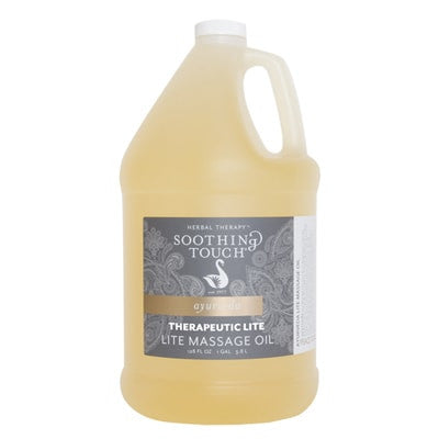 Soothing Touch Theraputic Lite (Fragrance Free)- 1 Gallon , Oils/Lotion - The Salon Product Store, The Salon Product Store