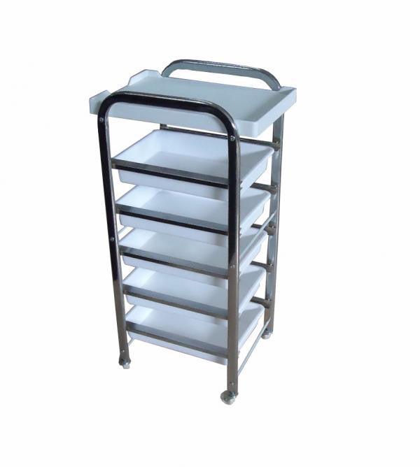 6 Level rolling Cart , Carts - The Salon Product Store, The Salon Product Store