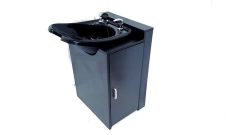 Cabinet Base Backwash with Flush Mount Sink , Shampoo Stations - The Salon Product Store, The Salon Product Store  - 1