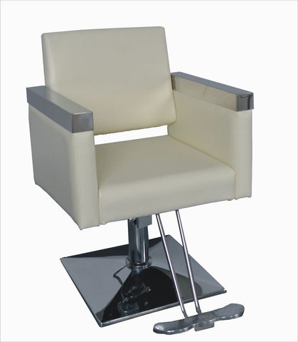 The Euro Creamy White, Salon Chairs - The Salon Product Store, The Salon Product Store  - 1
