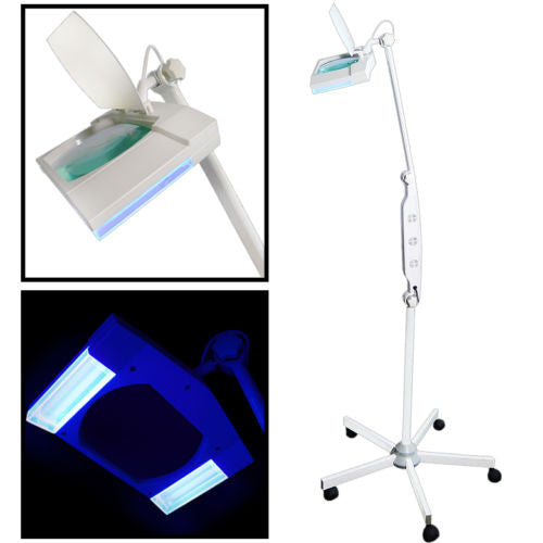 5x Magnification UV Skin Analyzer 2-In-1 Ultra Violet Skin Diagnosing Light , Accessories - The Salon Product Store, The Salon Product Store  - 1