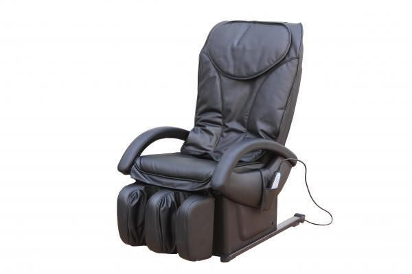 Full Body Shiatsu Massage Chair Recliner Black, Shiatsu Massage Chairs - Best Massage, The Salon Product Store  - 1