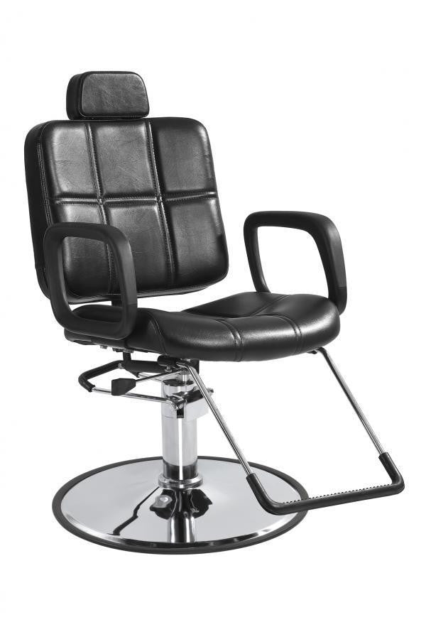 All Purpose Traditional Hydraulic Reclining Chair