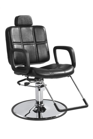 All Purpose Traditional Hydraulic Reclining Chair , All Purpose Chairs - Best Salon, The Salon Product Store