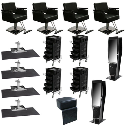 Salon or Barber Business Starter with Booster Seat ,  - The Salon Product Store, The Salon Product Store  - 1