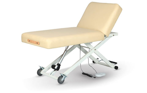 The Classic LiftBack PowerLift Cream, Electric Massage Tables - Massage Tables For Less, The Salon Product Store  - 1