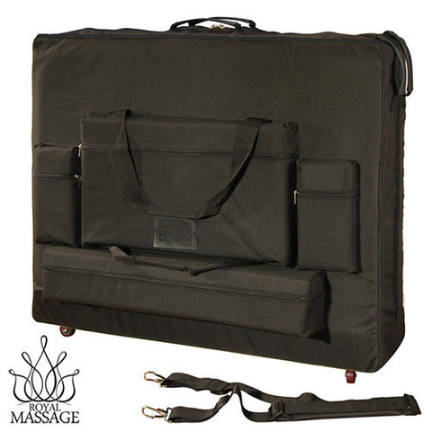 "28"" Width Deluxe Universal Massage Table Carrying Case w/Wheels Default Title, Massage Accessories - The Salon Product Store, The Salon Product Store"