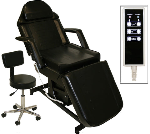 Fully Electric Massage Facial Salon Bed / Chair