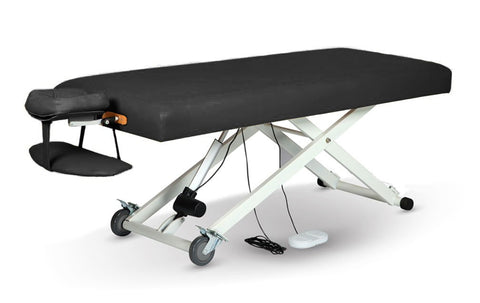 The Classic PowerLift Black, Electric Massage Tables - The Salon Product Store, The Salon Product Store  - 1