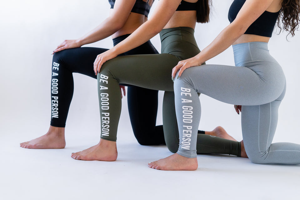 CORE LEGGINGS AVAILABLE NOW