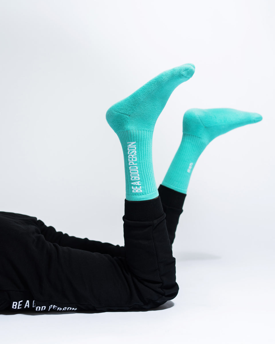Cool Mint Socks