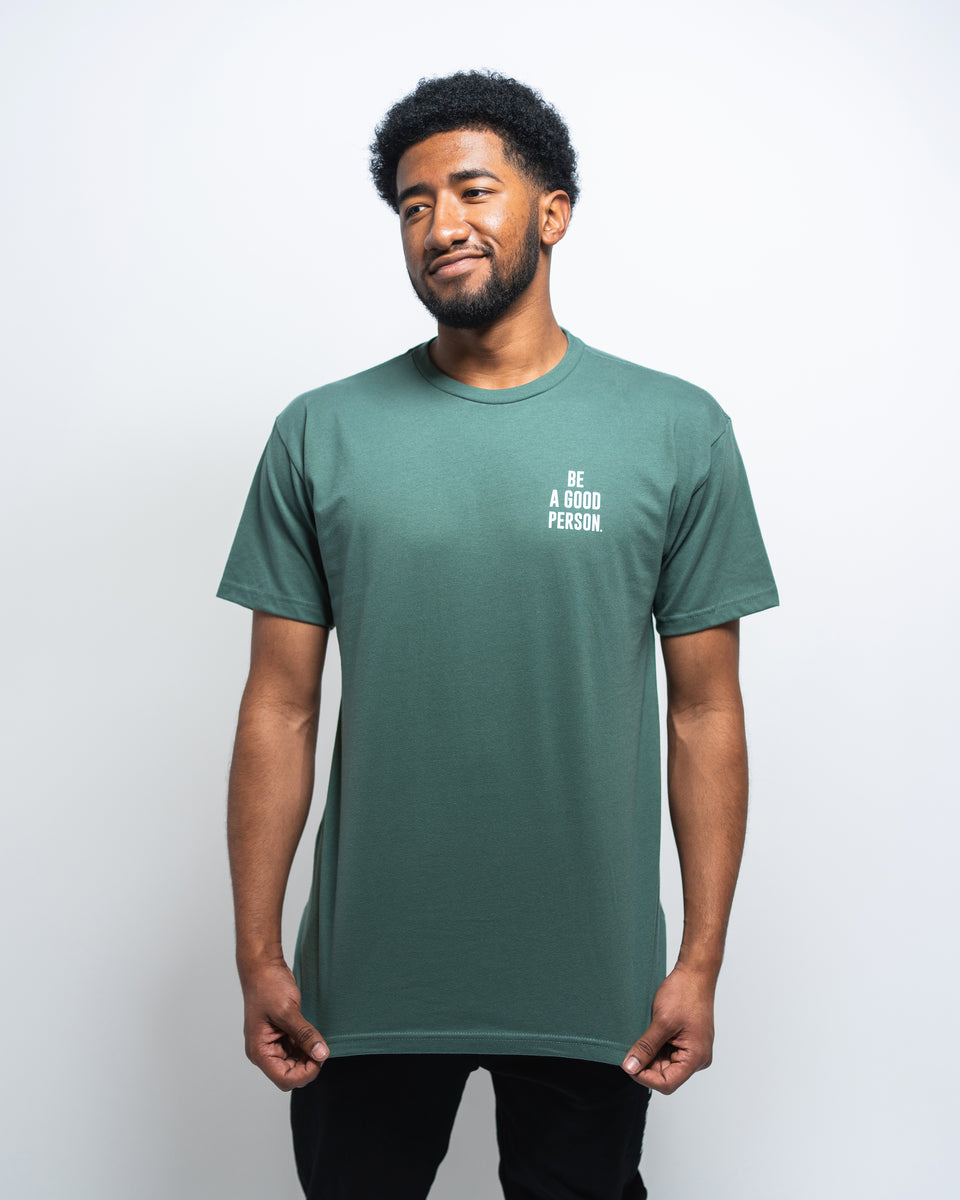 Royal Pine Mini Logo Shirt - Unisex