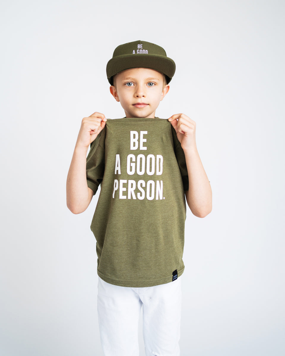 Army Green Youth Shirt - Unisex
