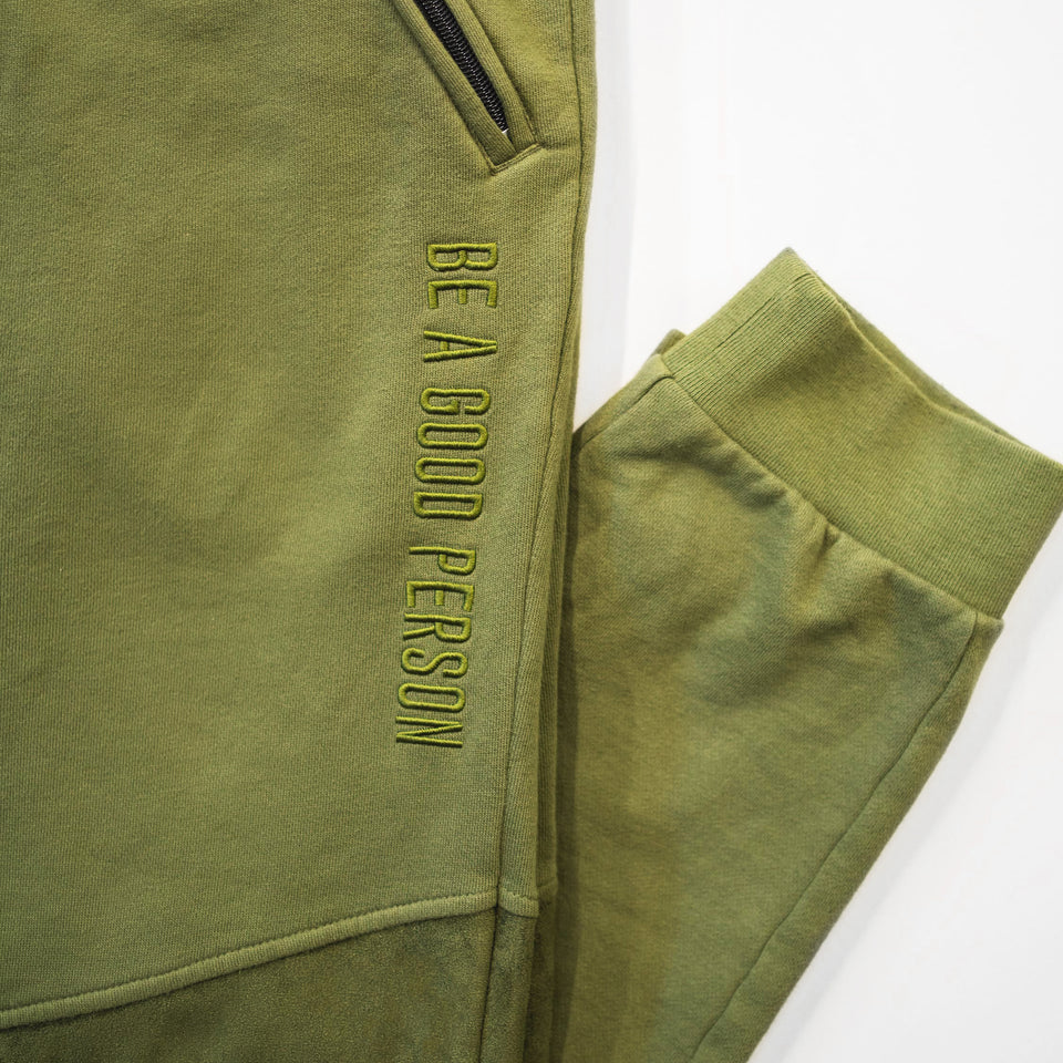 Army Green Joggers - Unisex