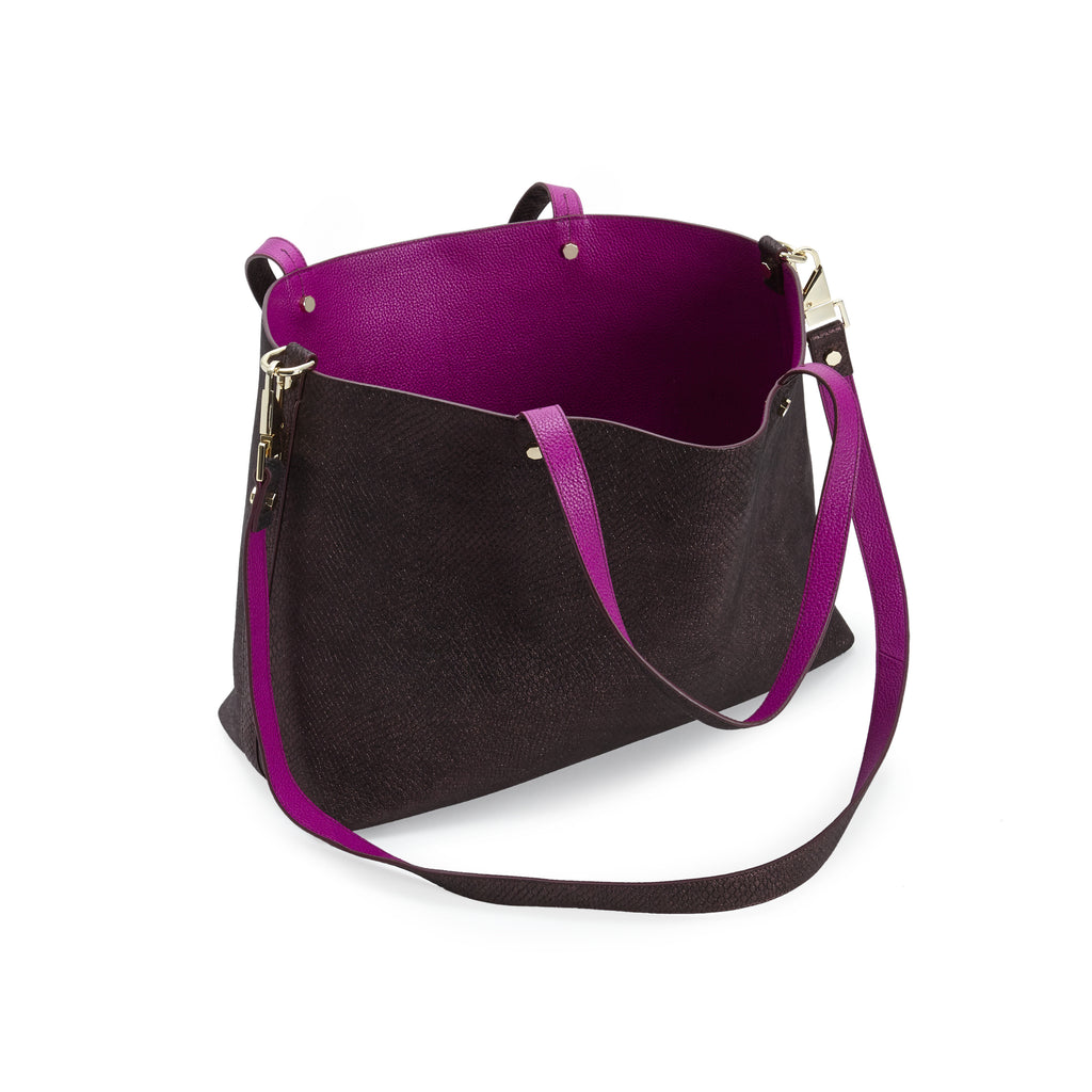 CARLYLE REVERSIBLE TOTE