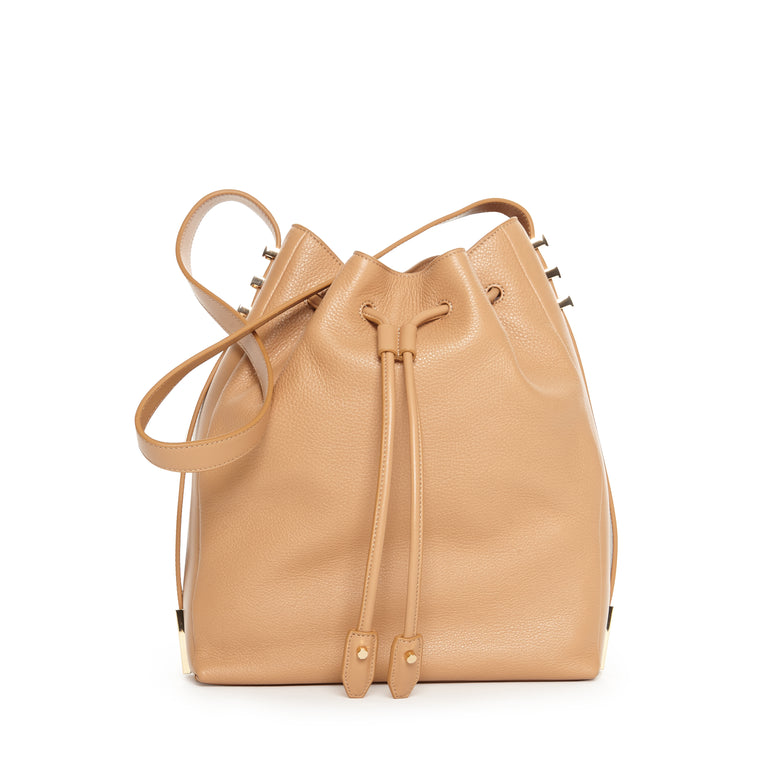 Cecilia Drawstring Hobo Wild Honey