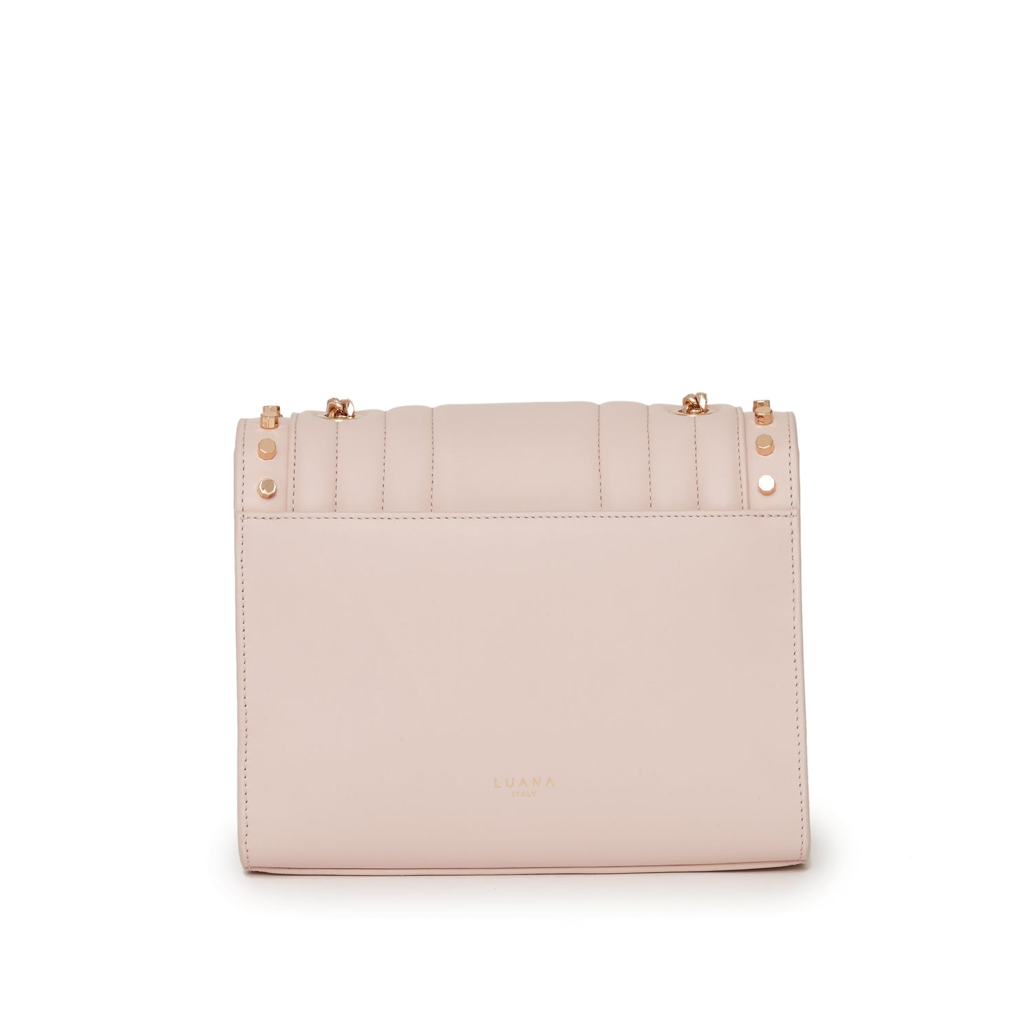 Devon Crossbody Rose Smoke