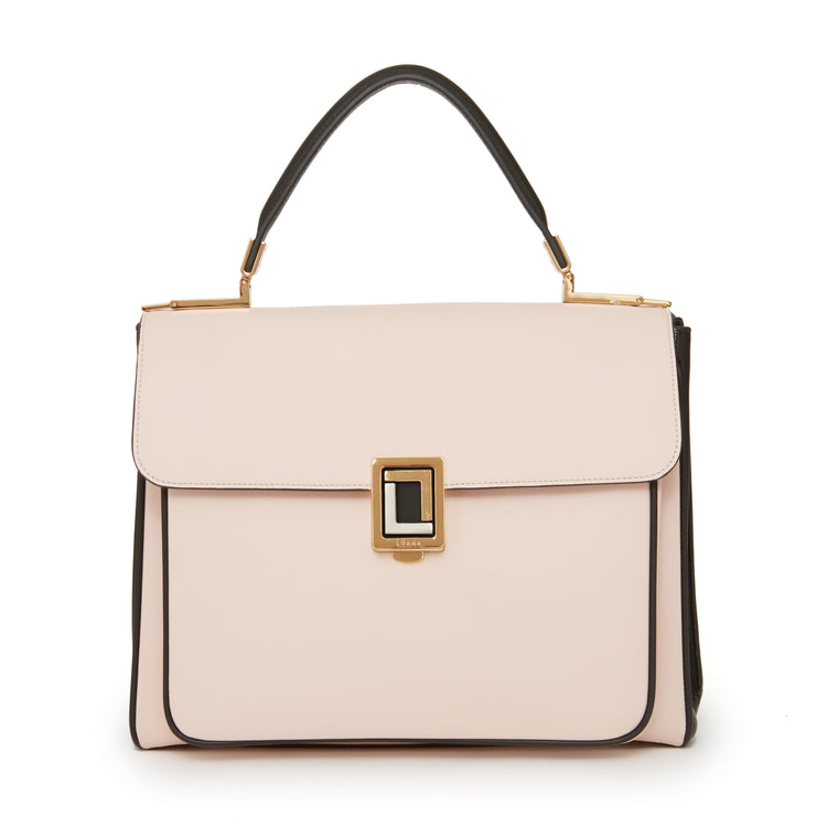Giorgia Satchel Rose Smoke
