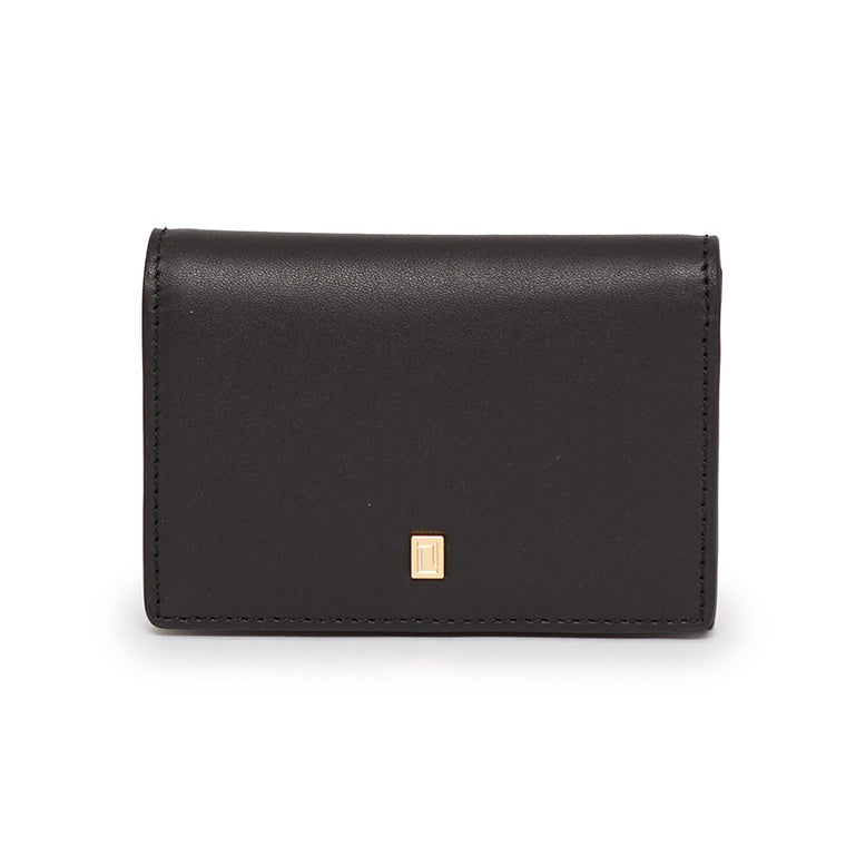 Lulu Credit Card Case Ebony