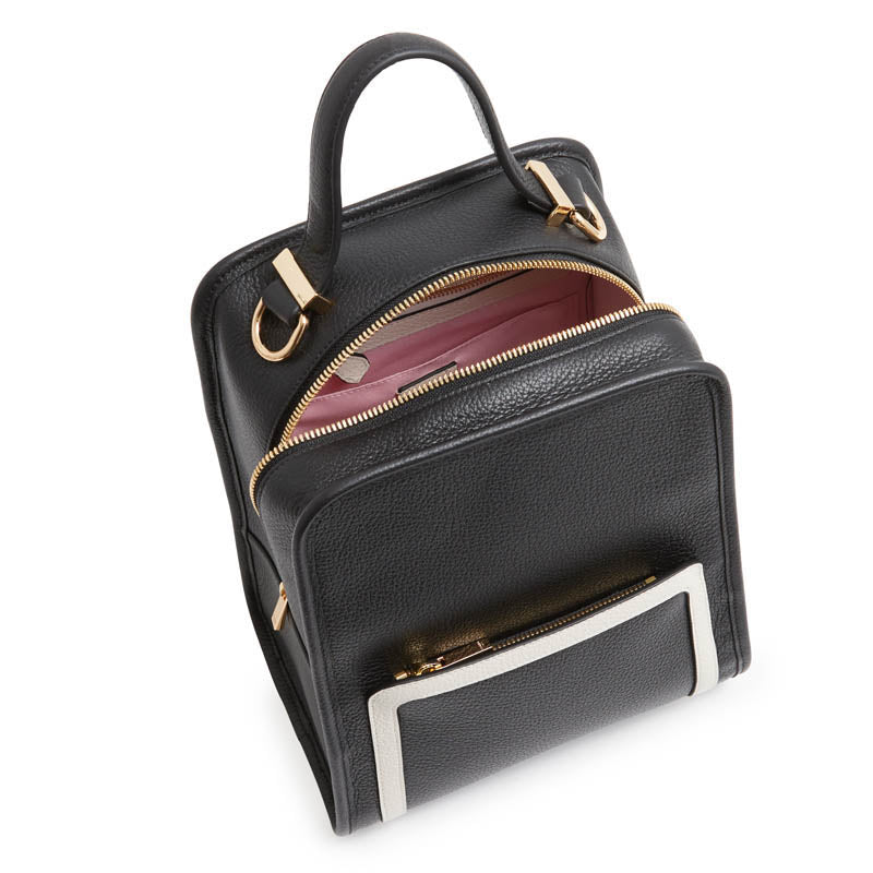 Margherita Backpack in Ebony/Birch