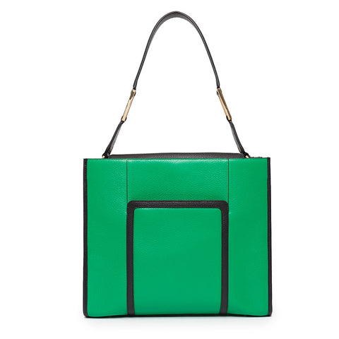 Margherita Tote in Emerald