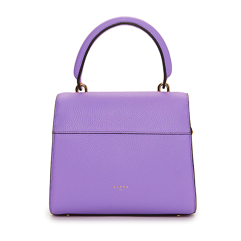 Paley Mini Satchel Violet
