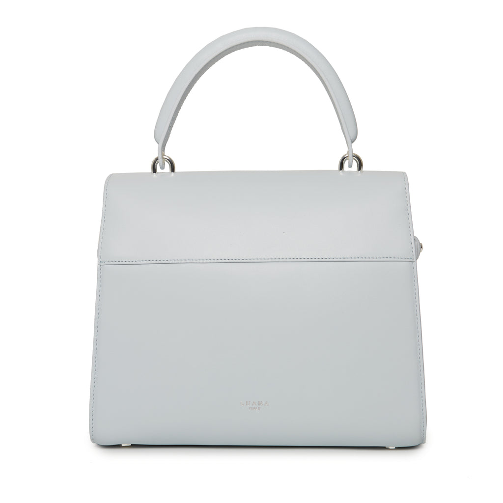 Paley Satchel Cloud Blue
