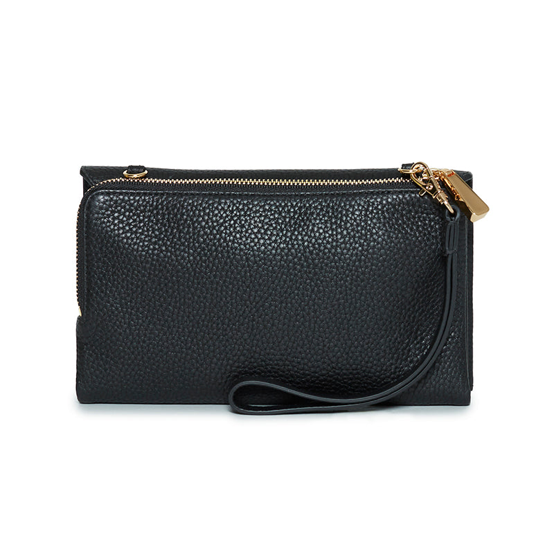Valentina Crossbody Ebony